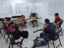 Clases de guitarra, Panamá, San Antonio