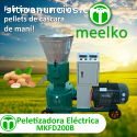 Meelko Peletizadora alfalfa MKFD200A