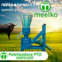 Meelko Peletizadora balanceados MKFD150P