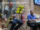 Música instrumental de saxofón. Panamá