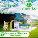 Extrusora Meelko para alimentos 1200