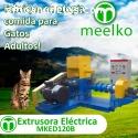 Extrusora Meelko para alimentos 500