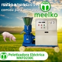Maquina Meelko para pellets madera 230