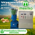 Maquina Meelko para pellets madera 260