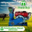 Meelko Peletizadora balanceados MKFD150A