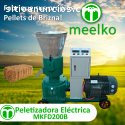 Meelko Peletizadora MKFD200B