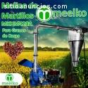 Molino triturador Meelko para granos de