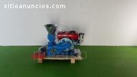 Peletizadora 120 mm 8 hp DIESEL para con