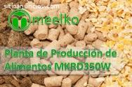 Planta de Producción de Alimentos MEELKO