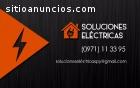 """""""Soluciones Eléctricas"""" Matricula ANDE."""