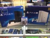 Sony PS4 Pro 1TB + 1 juegos