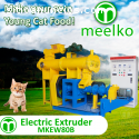 Extrusora meelko para gatosMKED080B