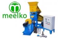Extrusora Meelko para pellets gatos 180-