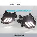 Hyundai Creta LED cree DRL day time runn