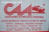 * MANUALES DE AUTOS ANTIGUOS *