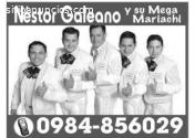 Mariachis en Asunción Néstor Galeano y s