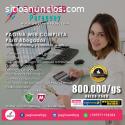 Pagina web con hosting, dominio .com y