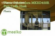 Planta Peletizadora MEELKO MKRD450R Para