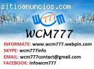 WCM777 PERU, Unete al Equipo en Peru