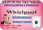 Servicio tecnico─═☆ WHIRLPOOL ☆═LAVADORA