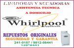 whirlpool  MANTENIMIENTO 981208441 LA