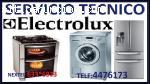 SERVICIO TECNICO DE LAVADORAS ELECTROLUX
