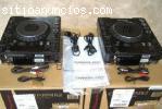 CDJ PRODUCTS  2x PIONEER CDJ-1000MK3 &