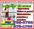 REPARACION DE LAVADORAS FRIGIDAIRE -