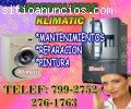 MANTENIMIENTO DE LAVADORA KLIMATIC 79927