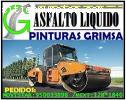 Grimsa Peru Vende ALQUITRAN PARA ASFALTA