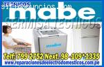 Mabe (( Servicio técnico de lavadoras ))