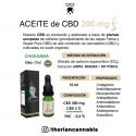 ACEITE DE CANNABIS CBD o,2% thc