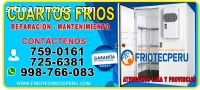 ALMACENAMIENTO EN FRIO  7590161 SERVICIO