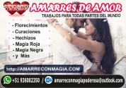 AMARRES DE AMOR ETERNOS Y TEMPORALES