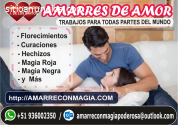 AMARRES DE AMOR PARA QUE REGRESE ESA PER