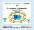 Aprenda a Destufar o Deodorizar el alcoh
