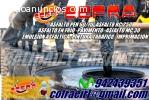 ASFALTO RC 250 -ASFALTO MC 30 -PAVIMENTO