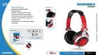Audifonos Micronics Campari MIC H 711 I