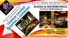 Bodas & Eventos Empresariales – Estructu