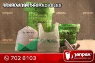 Bolsas Biodegradables - JANPAX