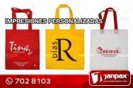 Bolsas Personalizadas - JANPAX