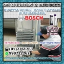 BOSCH AUTHORIZED Repair Refrigeradoras