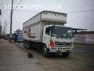 camion hino tortoon de 4 ejes