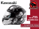 CASCO KAWASAKI ABATIBLE EN CHICLAYO