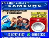 Centro Tecnico de Lavasecas Samsung