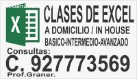 CLASES DE MICROSOFT EXCEL !!!