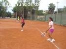 clases de tenis empresas