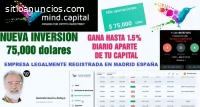 COMO GANAR 18% MENSUAL CON EMPRESA LEGAL