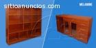 Confeccion de muebles en melamine