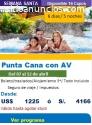 Cotizar viaje a Punta Cana familiar